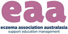 Eczema Association of Australasia Inc Logo