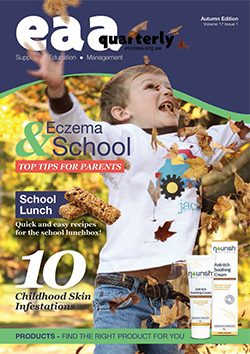 Eczema Quarterly Autumn Magazine 2015