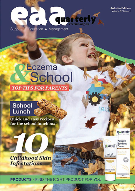 Eczema Quarterly Autumn Magazine 2015