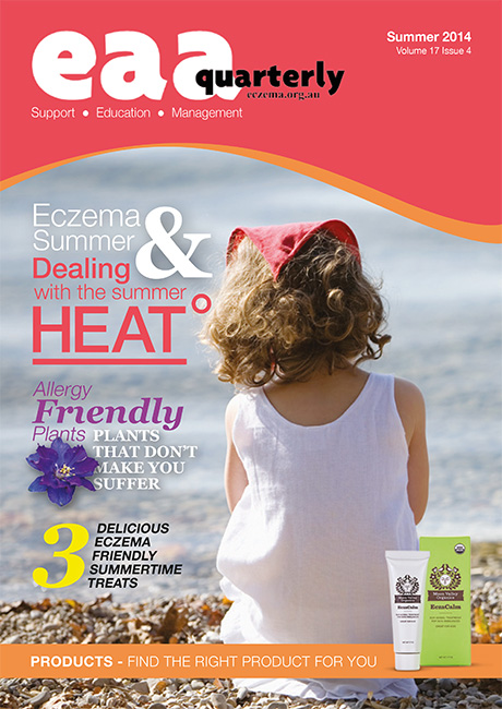 Eczema Quarterly Summer Magazine 2014 Large