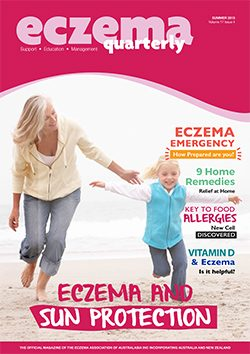Eczema Quarterly Summer Magazine 2015