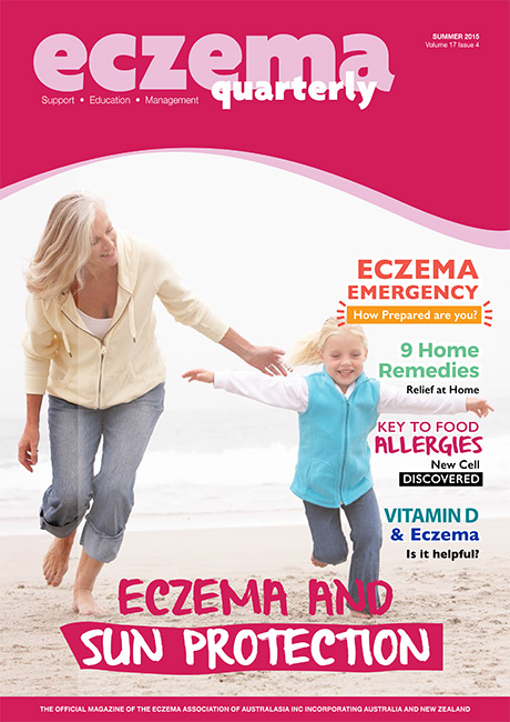 Eczema Quarterly Summer Magazine 2015 Large