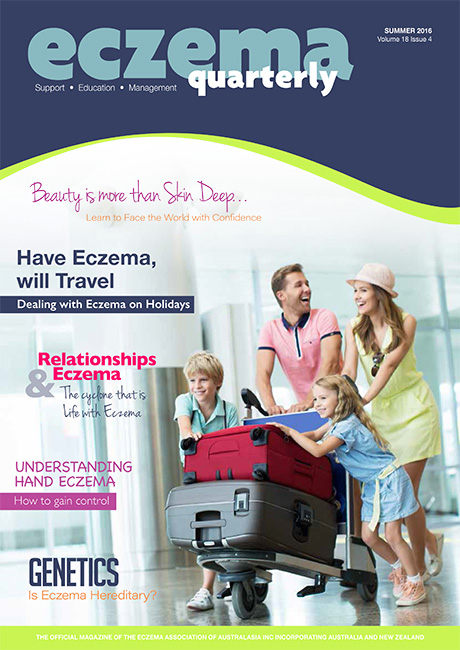 Eczema Quarterly Summer Magazine 2016 Large