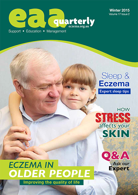 Eczema Quarterly Winter Magazine 2015 Large