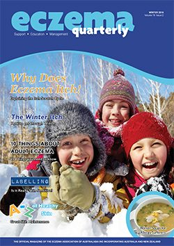 Eczema Quarterly Winter Magazine 2016