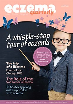Eczema Quarterly Spring Magazine 2018