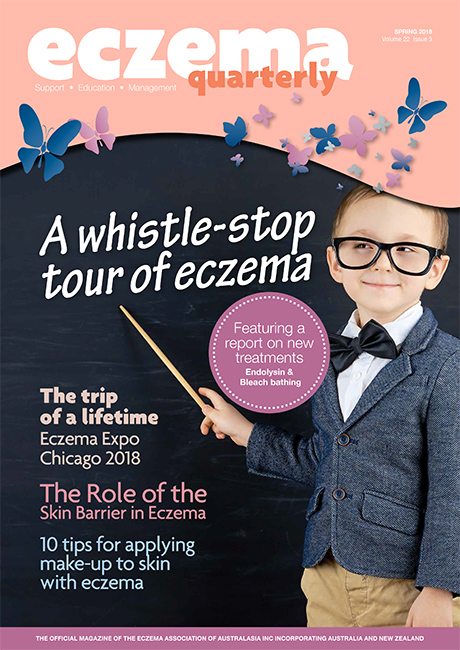 Eczema Quarterly Spring Magazine 2018 Large
