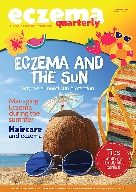 Eczema Quarterly Summer Magazine 2018 Large