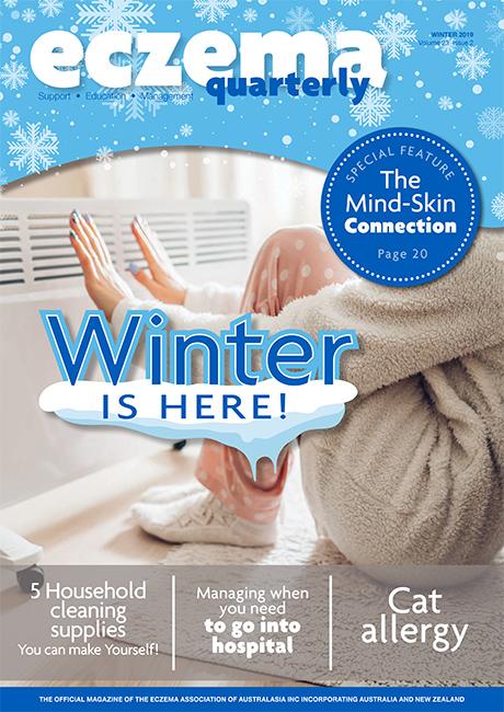 Eczema Quarterly Winter Magazine 2019 Large