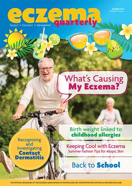 Eczema Quarterly Summer Magazine 2019 Large