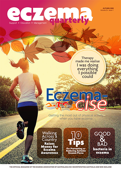 Eczema Quarterly Autumn Magazine 2020 Large