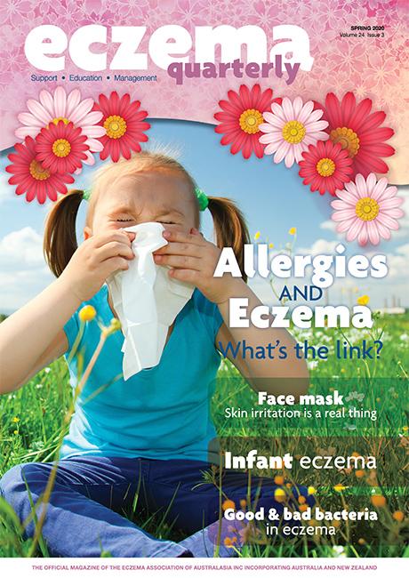 Eczema Quarterly Spring Magazine 2020 Large