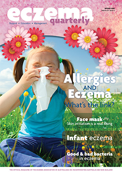 Eczema Quarterly Spring Magazine 2020