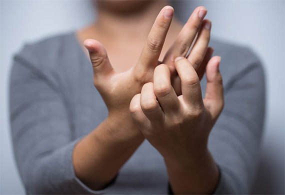 Adults who have eczema