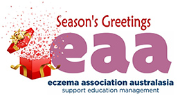 Eczema Association of Australasia Inc Christmas
