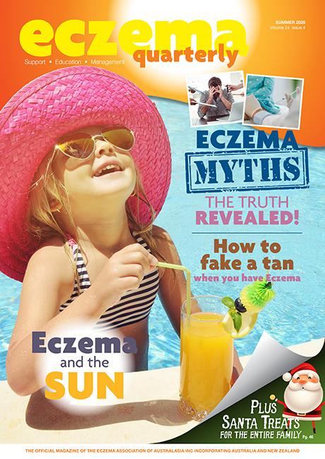 Eczema Quarterly Summer Magazine 2020 Large