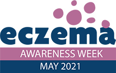 Eczema Awareness Week 2021 logo
