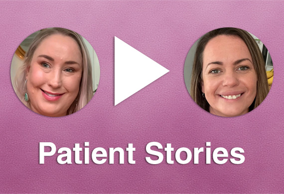 EAM Patient Stories and Webinars