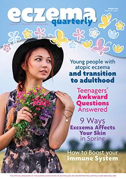 Eczema Quarterly Spring Magazine 2021